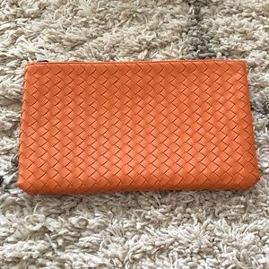 100% authentic Bottega Veneta small pouch